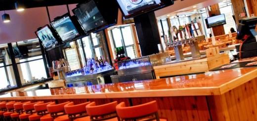 pantallas para bares